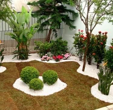 Como Fazer um Jardim Gastando Pouco