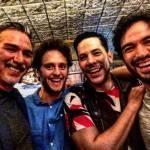 Garotos do RBD se Reúnem em Aniversário de Christian Chávez