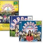 CD e DVD da Novela 'Carrossel' Voltam às Lojas