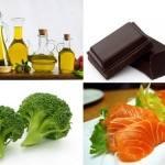 Alimentos que combatem doenças do coração