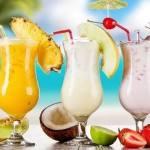 Coquetéis de Frutas para refrescar no verão – Receitas