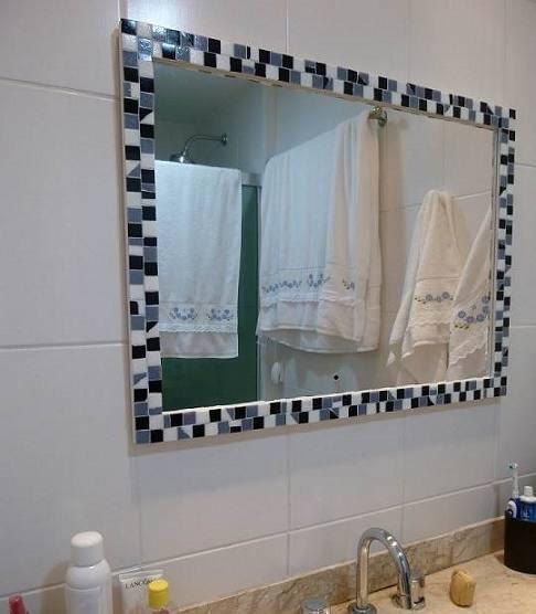 decorar o banheiro : decorar o banheiro:Dicas para decorar o espelho do banheiro