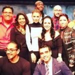 Elenco da novela mexicana 'Carrossel' se reúne em evento especial