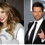 Thalia e Ricky Martin são indicados em premiação de música latina
