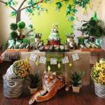 Festa infantil tema safári – Dicas de decoração