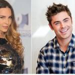 Cantora e atriz mexicana Belinda fará um filme com Zac Efron