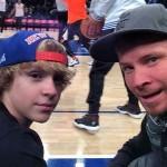 Filho de Brian dos Backstreet Boys, estrela musical na Broadway