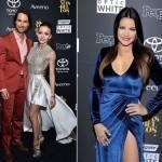 Angelique Boyer, Sebastián Rulli e Maite Perroni arrasam em evento de gala