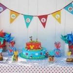 Dicas para fazer decoração de aniversário infantil barata e bonita
