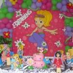 Decoração de festa de aniversário infantil da Polly – Dicas e Fotos
