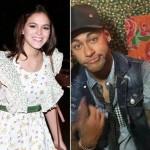 Bruna Marquezine e Neymar se reencontram em Festa Junina