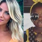 Giovanna Ewbank deixa o trabalho para se dedicar a filha