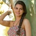 Livia Brito, a Paloma de 'Abismo de Paixão' toma susto ao pilotar helicóptero para nova série