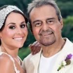 Pai de Zuria Vega, protagonista de 'Mar de Amor', enfrenta uma grave doença e pede doação de sangue