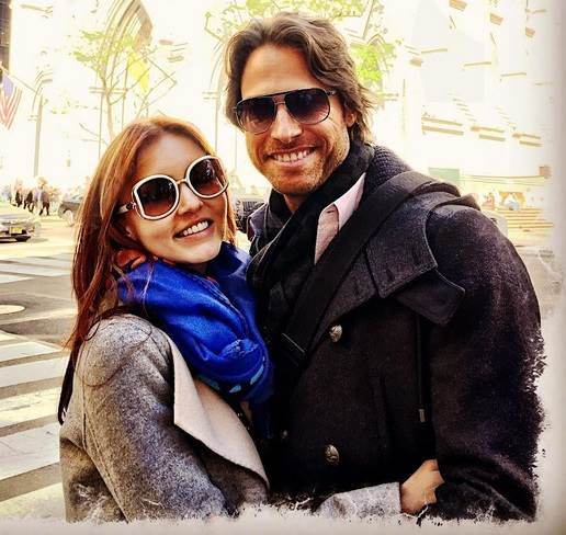 Angelique Boyer e Sebastián Rulli comemoram dois anos de ...