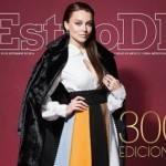 Angelique Boyer é capa de revista e fala do seu relacionamento com Sebastián Rulli