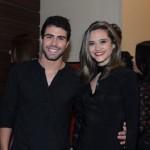 Ator de 'Malhação' conta como conheceu a sua namorada, a atriz Juliana Paiva