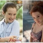 10 coisas que deve saber sobre a atriz mirim que interpretou a Elisa em 'Abismo de Paixão'