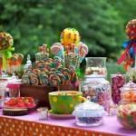 Dicas para decorar uma festa colorida – Fotos