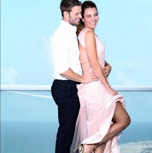 William Levy e Elizabeth Gutiérrez poderão casar em ...