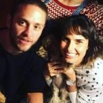 Christopher Uckermann está namorando atriz 8 anos mais velha