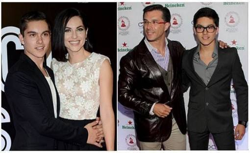 Bárbara Mori e Sergio Mayer se tornaram avós - Dicas na ...  Bárbara Mori e...