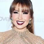 Thalía arrasa no look em premiação