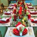 Dicas para decorar a casa no Natal com as cores tradicionais – Fotos