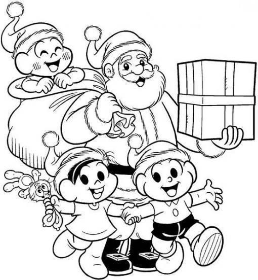 desenhos-para-colorir-do-papai-noel-2
