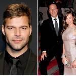 Ricky Martin revela que marido de Thalia prejudicou a sua vida pessoal