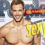 William Levy compartilha foto de capa de revista e fala sobre ela