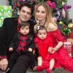 Jorge Salinas e Elizabeth Álvarez Querem Ter Outro Filho