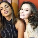 Larissa Manoela e Anitta Juntas no Cinema