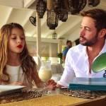 Nas redes sociais William Levy admira beleza da filha Kailey