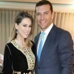 Jacqueline Bracamontes Curte Casamento de Amigos em Marrocos