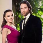 Sebastián Rulli Fala Como é Trabalhar com Angelique Boyer