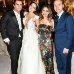 Anahí e Seu Marido Foram Convidados Secretos do Casamento da Ex do William Levy