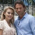 Angelique Boyer Diz que Sebastián Rulli Lhe Dá Sorte