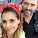 Namorado da vilã da novela 'O Que a Vida Me Roubou' fala pela primeira vez da relação com a atriz