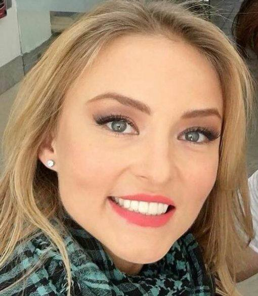 Angelique Boyer desiste de novela por perder contrato com ...