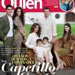 Galã da novela Marimar mostra sua grande família