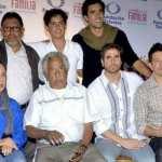 Daniel Arenas e elenco de sua nova novela foram atingidos por terremoto no México