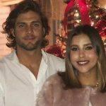 Paulina Goto e Horacio Pancheri festejam o Natal juntos