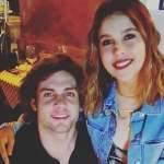 Horacio Pancheri faz aniversário e recebe declaração da Paulina Goto