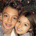 Filhos de William Levy aparecem lindos nas redes sociais