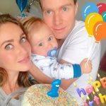 Anahí comemora primeiro aniversário do filho nas redes sociais
