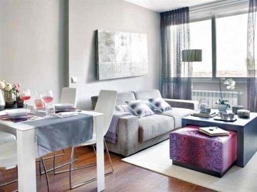 Como decorar apartamentos pequenos dicas e fotos dicas for Cortinas departamentos pequenos