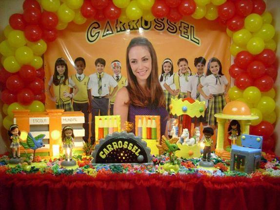 decoracao-aniversario-infantil-tema-Carrossel-9