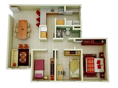 Plantas De Casas Modelos E Fotos Dicas Na Internet