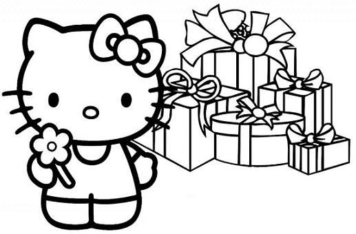 Desenhos Da Hello Kitty Para Imprimir E Colorir Dicas Na Internet